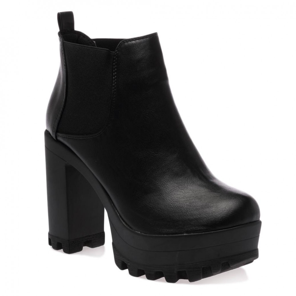 Ankle Boots Black wyuCt77F