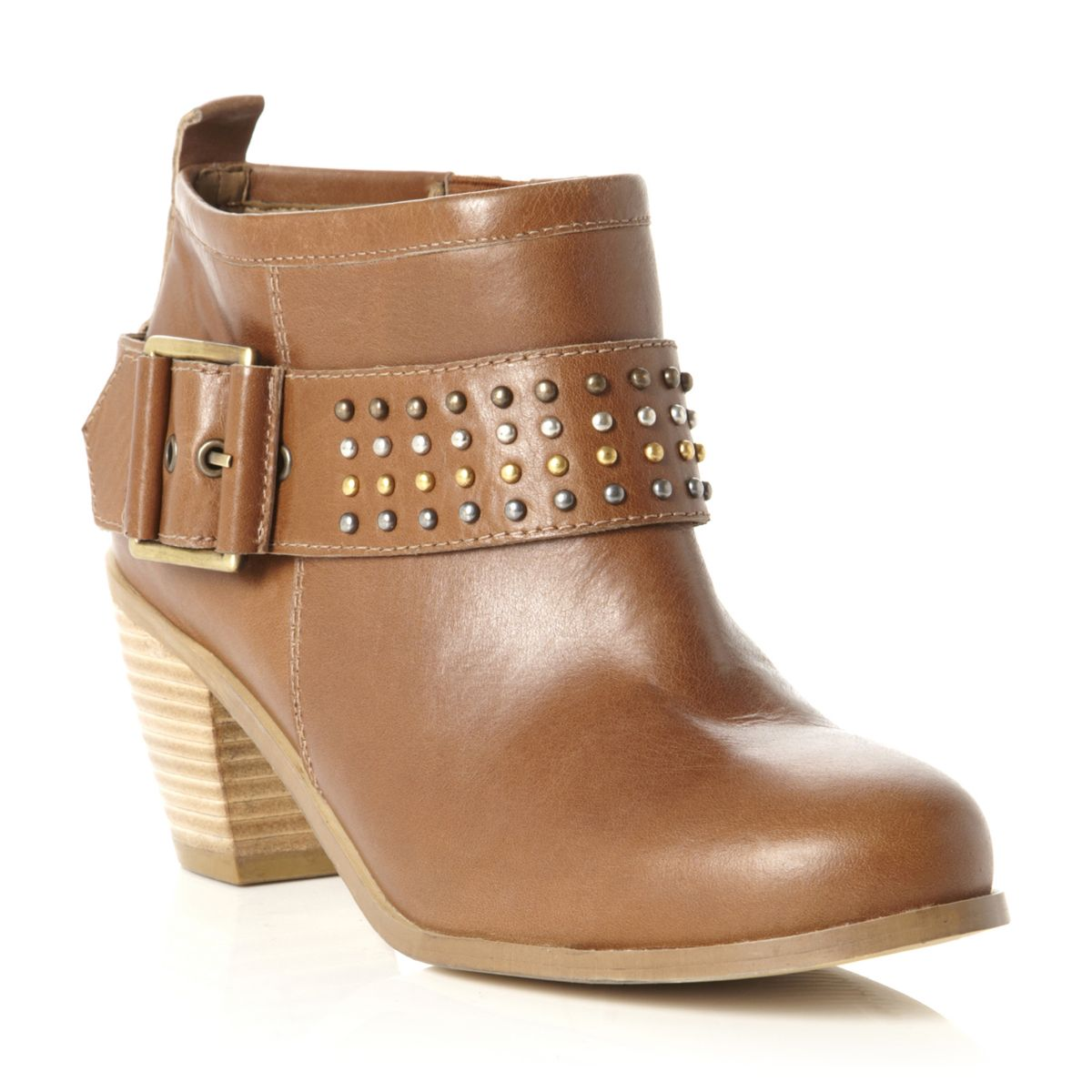 Ankle Boots Brown OQGb1zT0