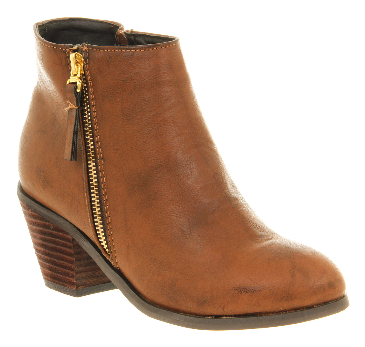 Ankle Boots Brown ybUsXaSR