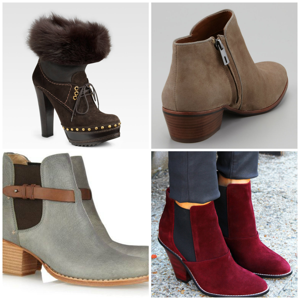 Ankle Boots For Girls ViVSdKEy