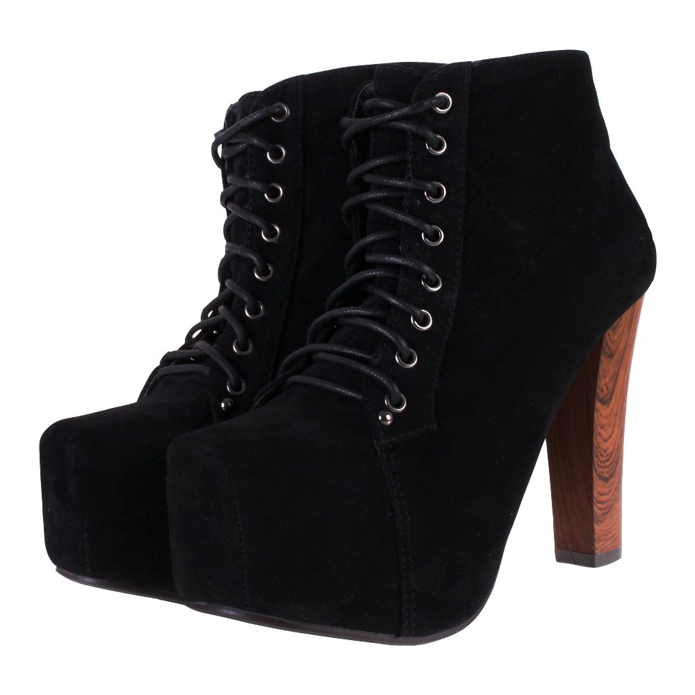 Ankle Boots Heels 0CkoDMwT