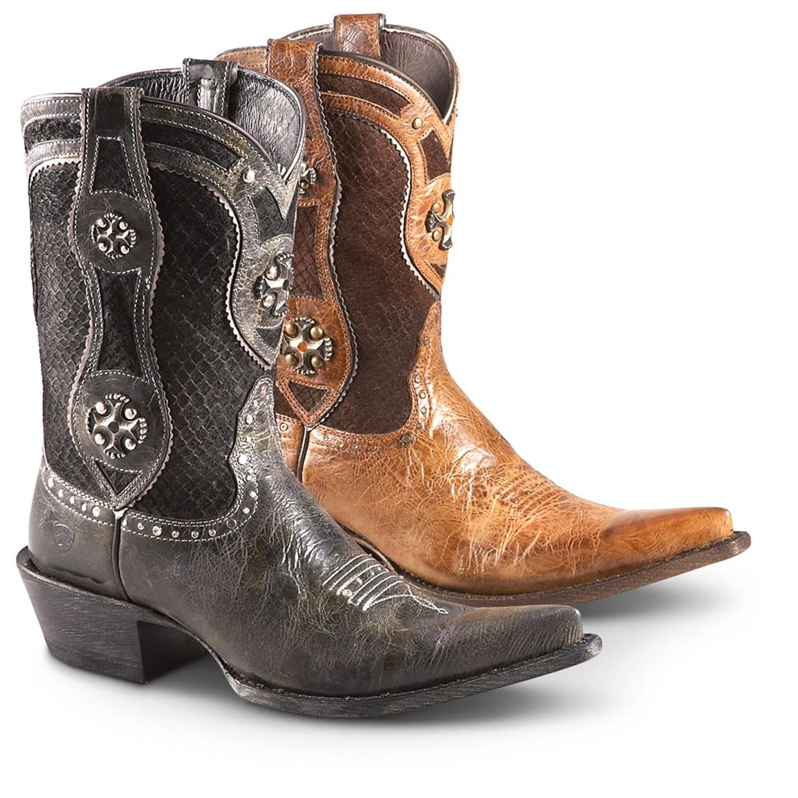 Ariat Cowboy Boots For Women H8GCOFID