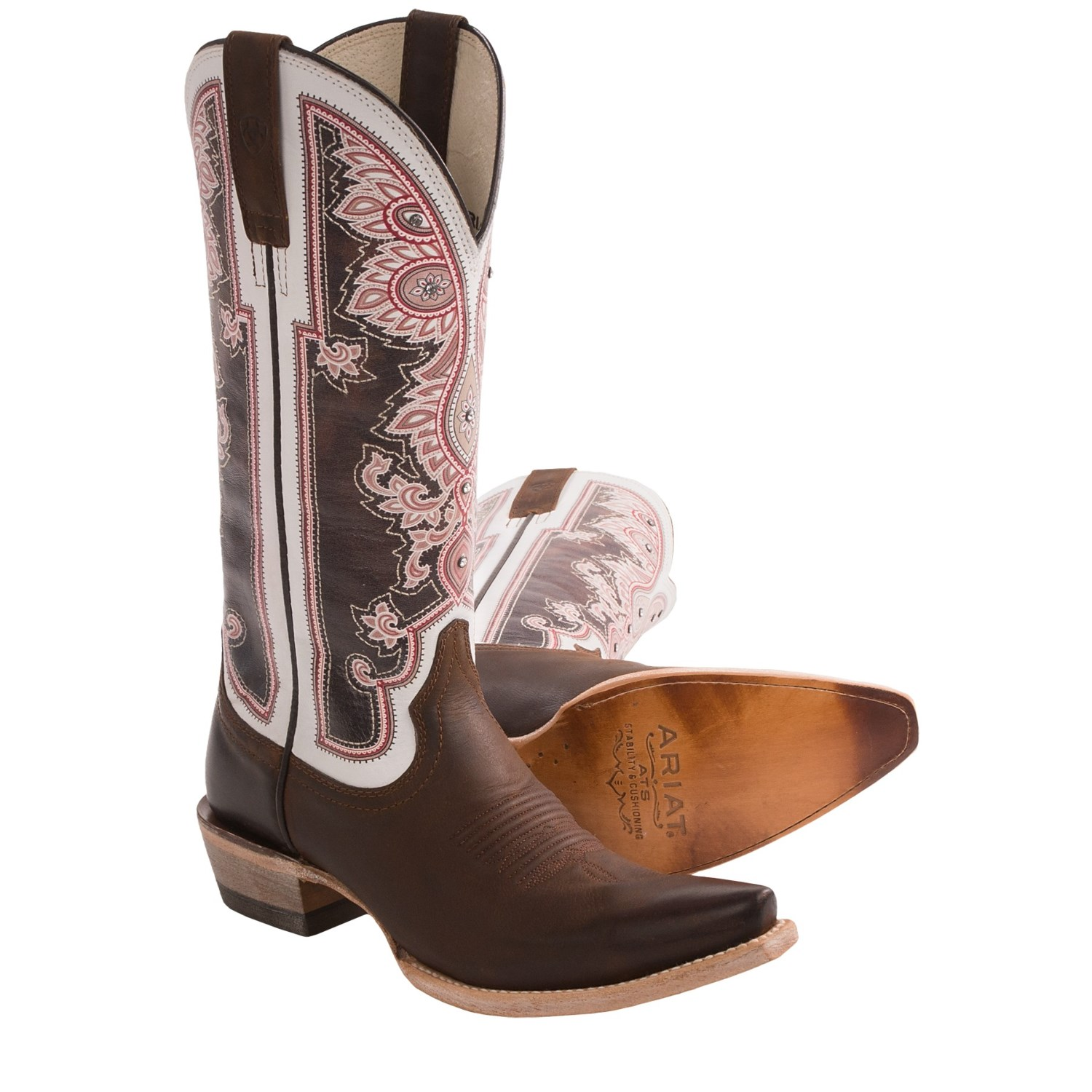 Ariat Cowboy Boots For Women tiovJdNP