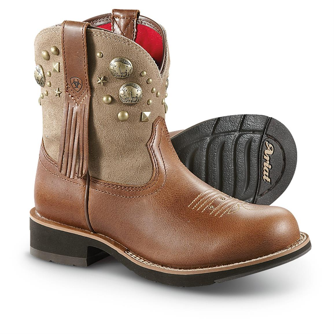 Ariat Fat Baby Boots s6d5ms4c