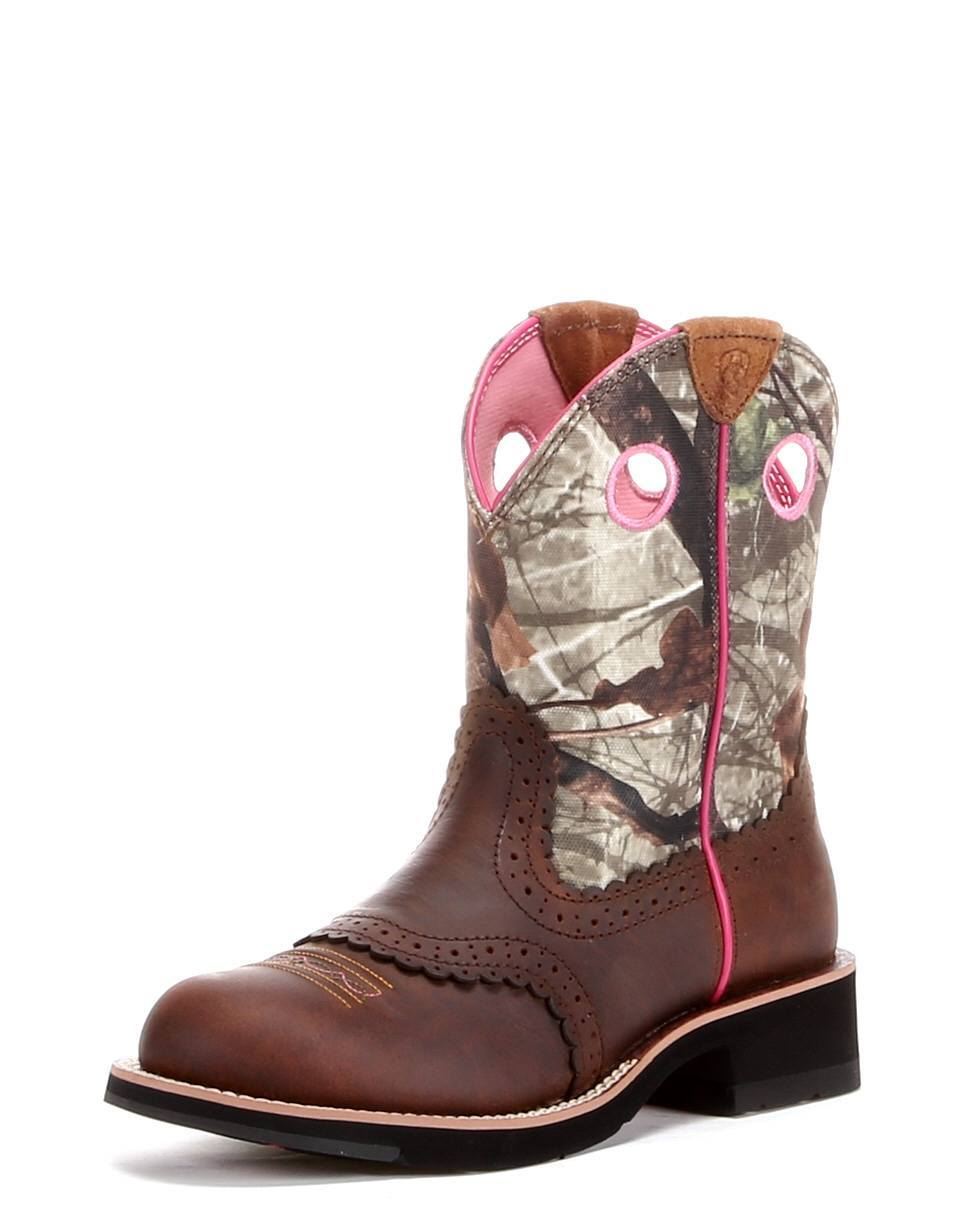 Ariat Fatbaby Cowgirl Boots M1t1b7OT