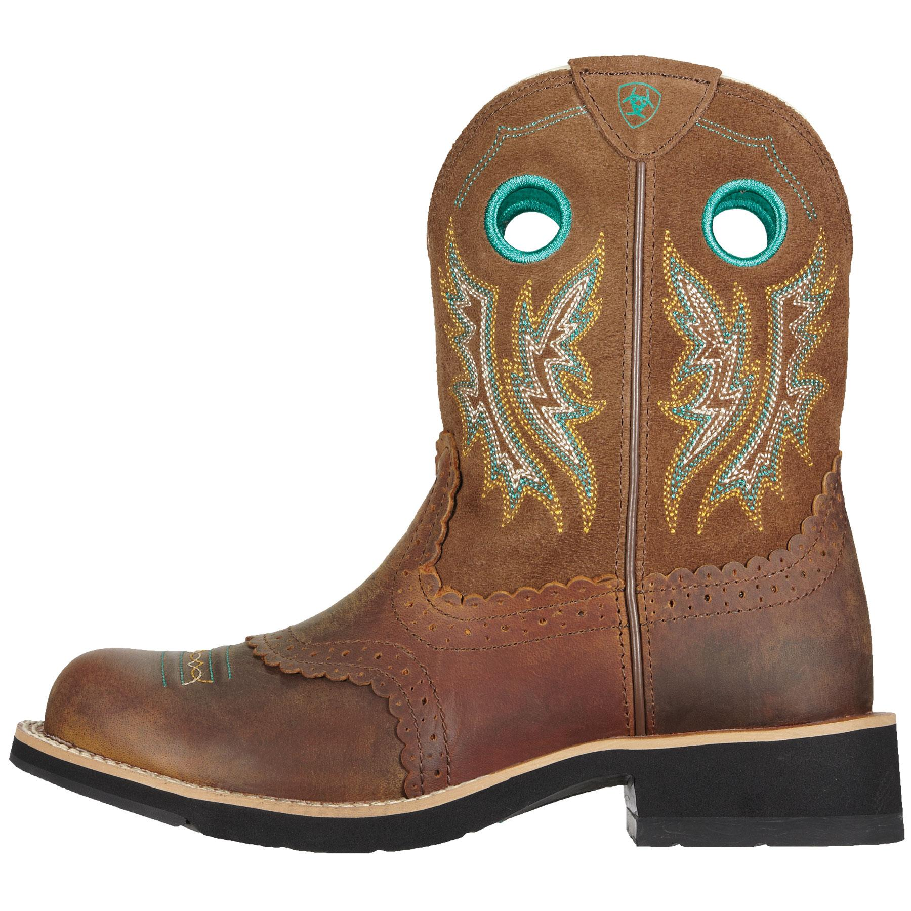 Ariat Fatbaby Cowgirl Boots m4TlYXer