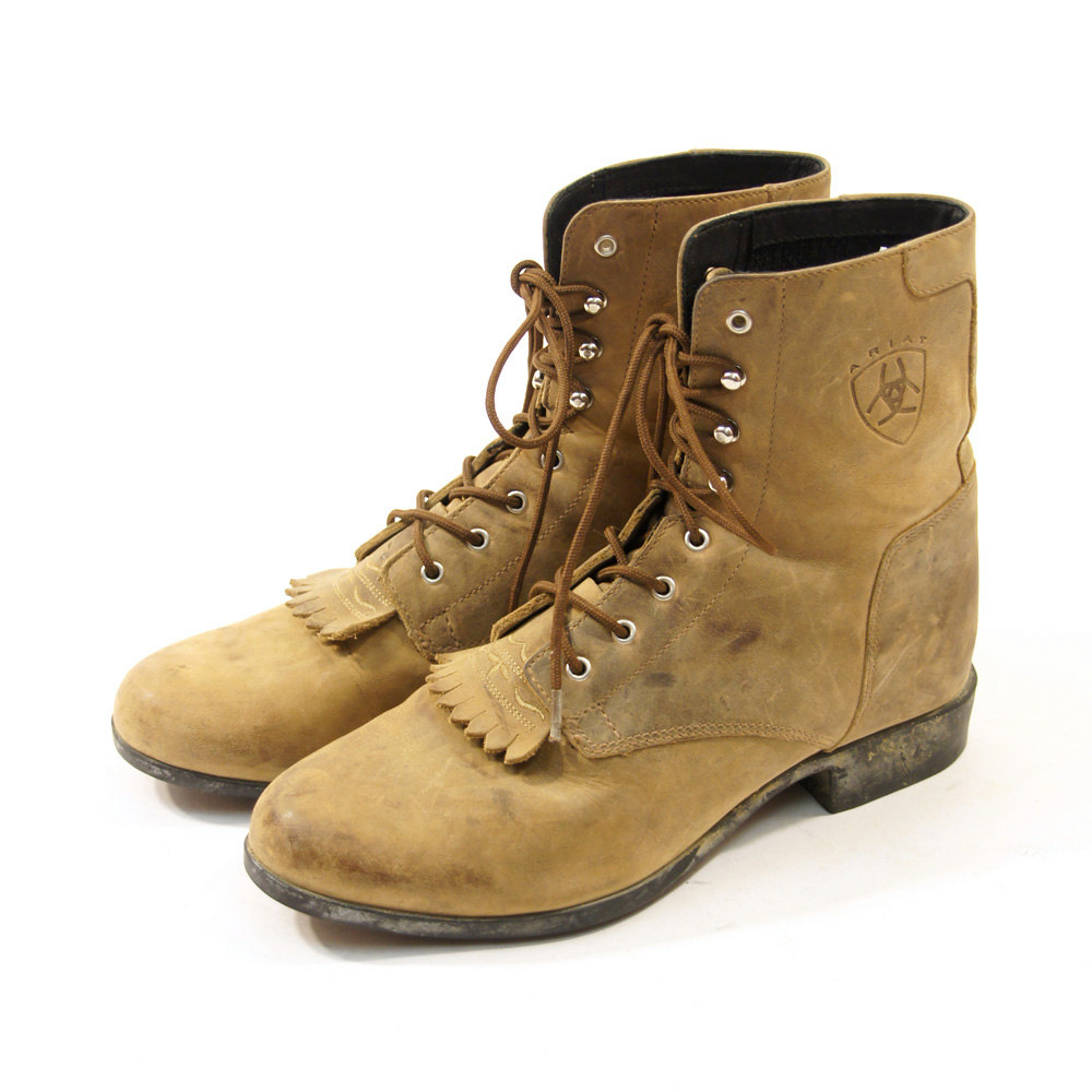 Ariat Lace Up Boots id43CChk