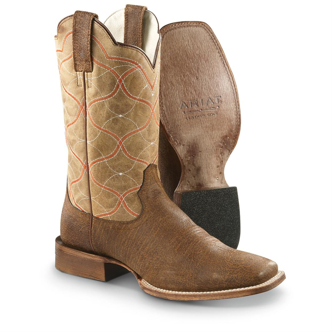 Ariat Mens Cowboy Boots RE5O3RdU