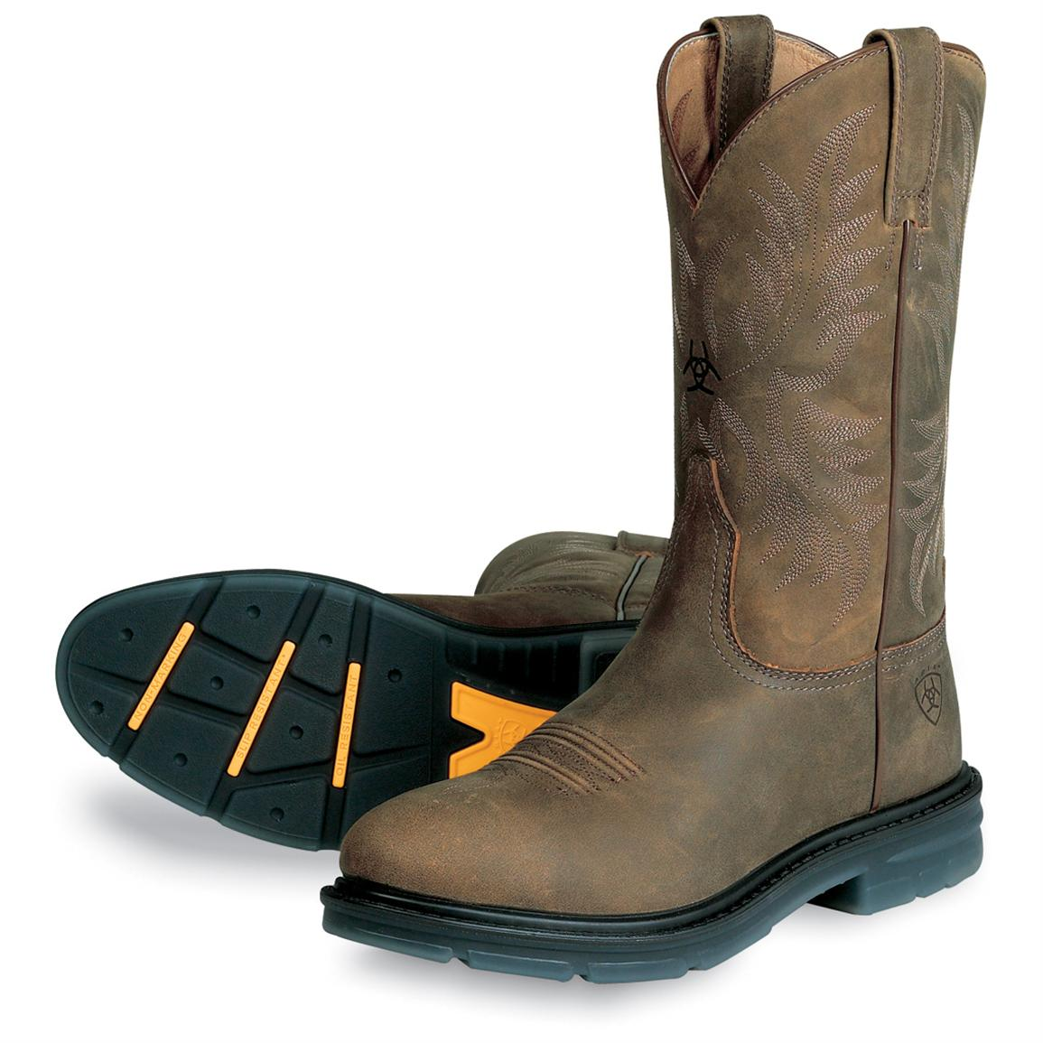 Ariat Work Boots For Men yXxeRIqj