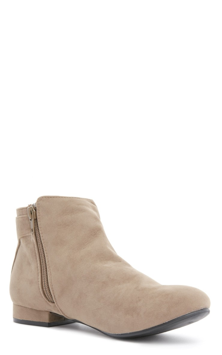Beige Ankle Boots HYWNvAlX