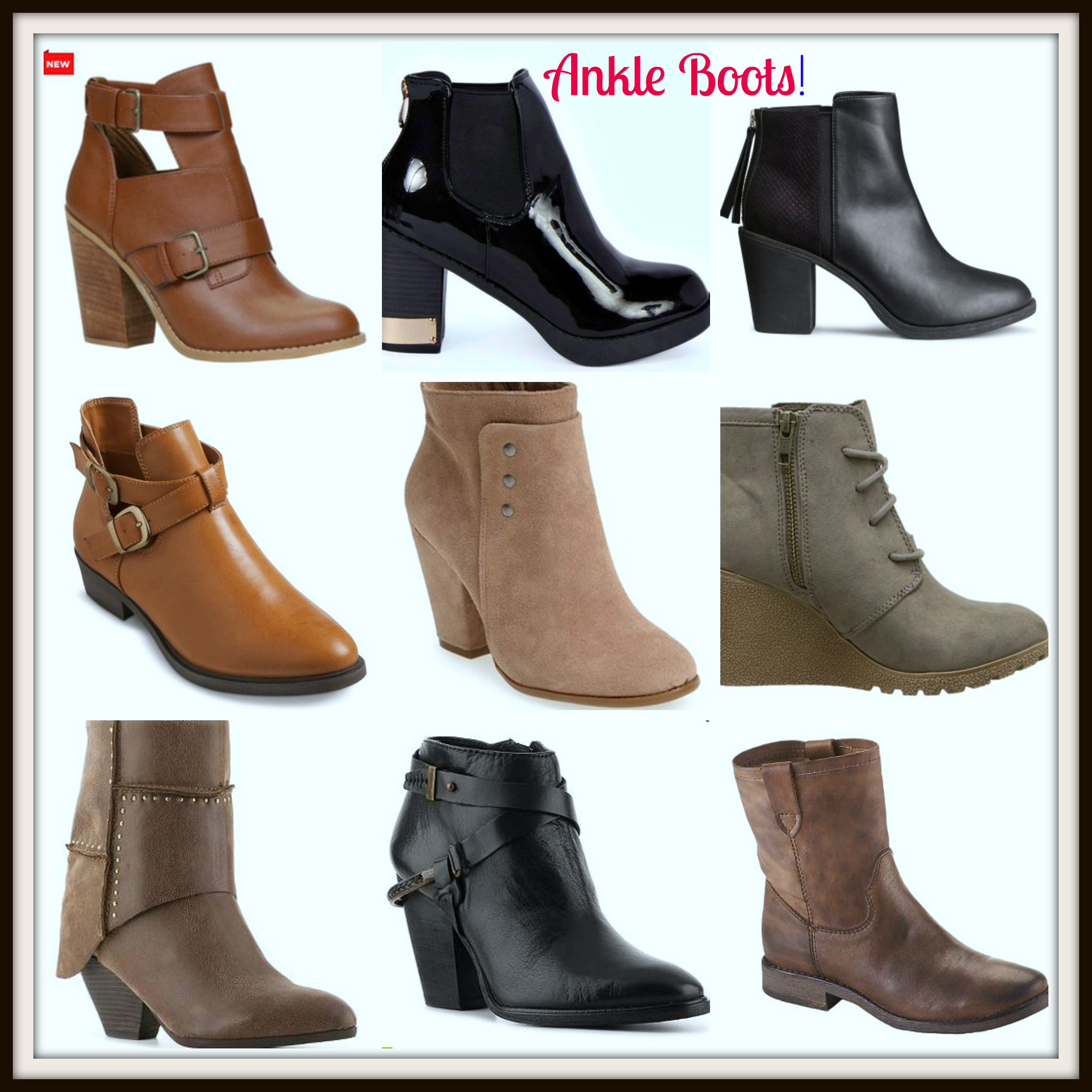 Best Ankle Boots aRDkjwah