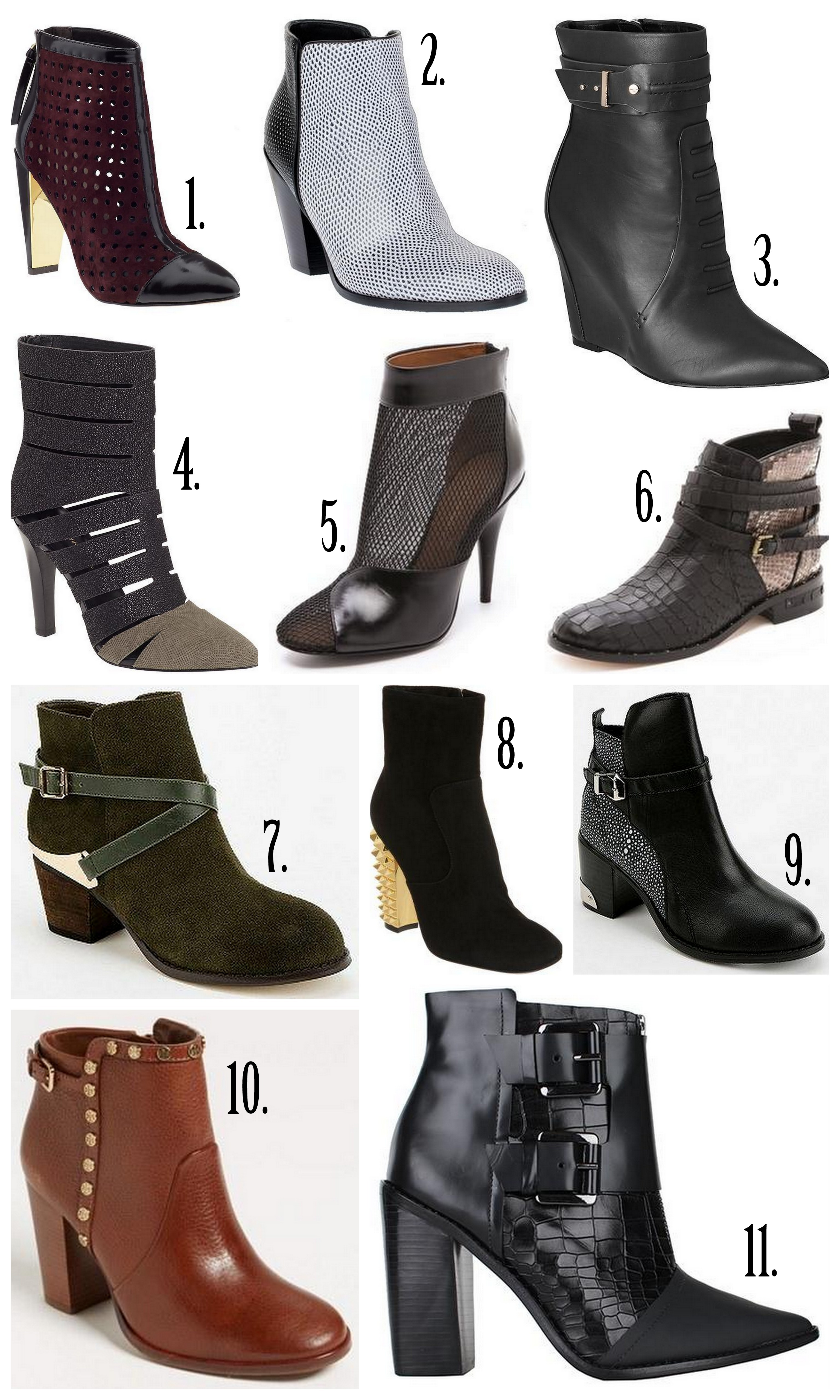 Best Ankle Boots 9ICBLy5G