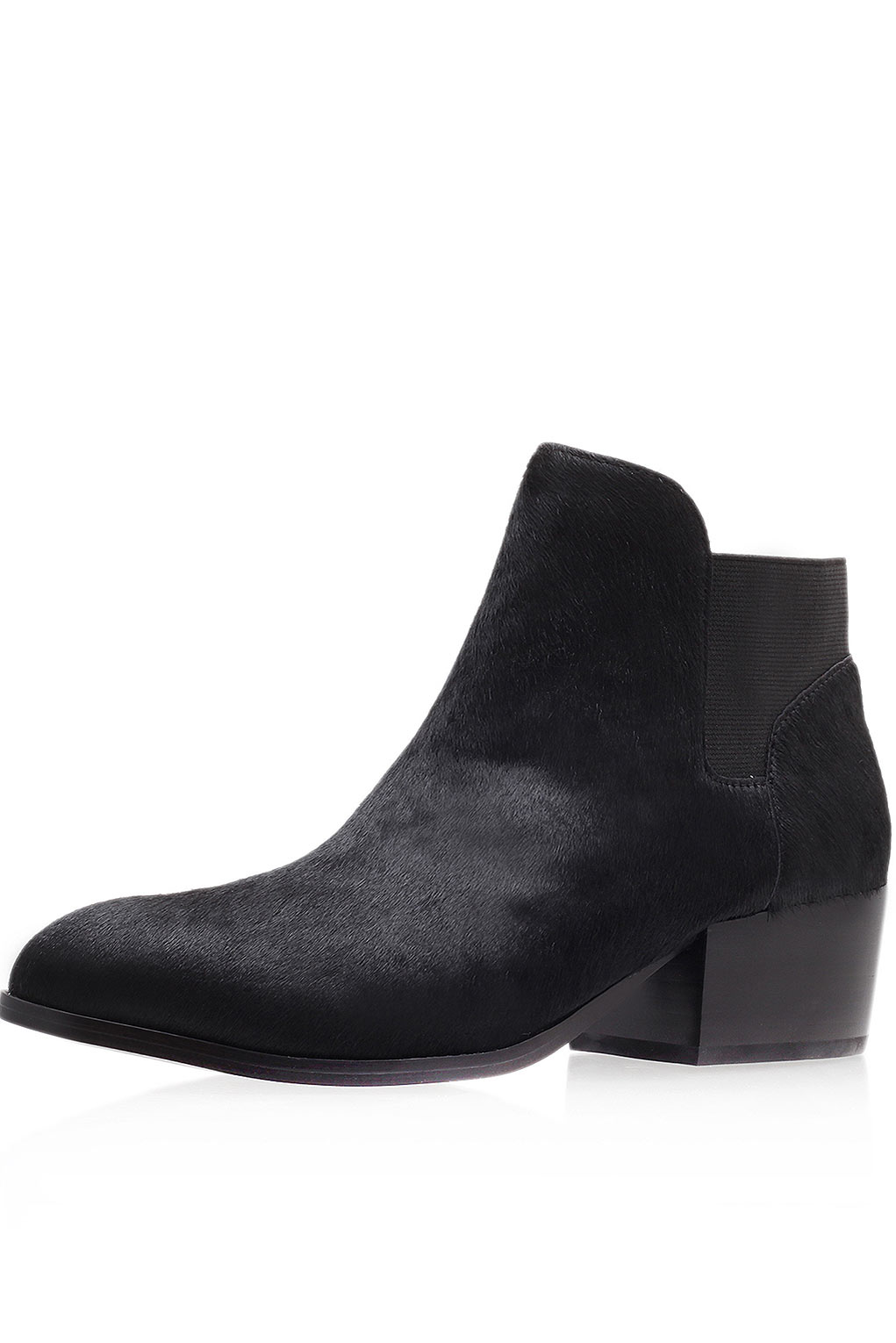 Black Ankle Boots Low Heel ppAw5UQt