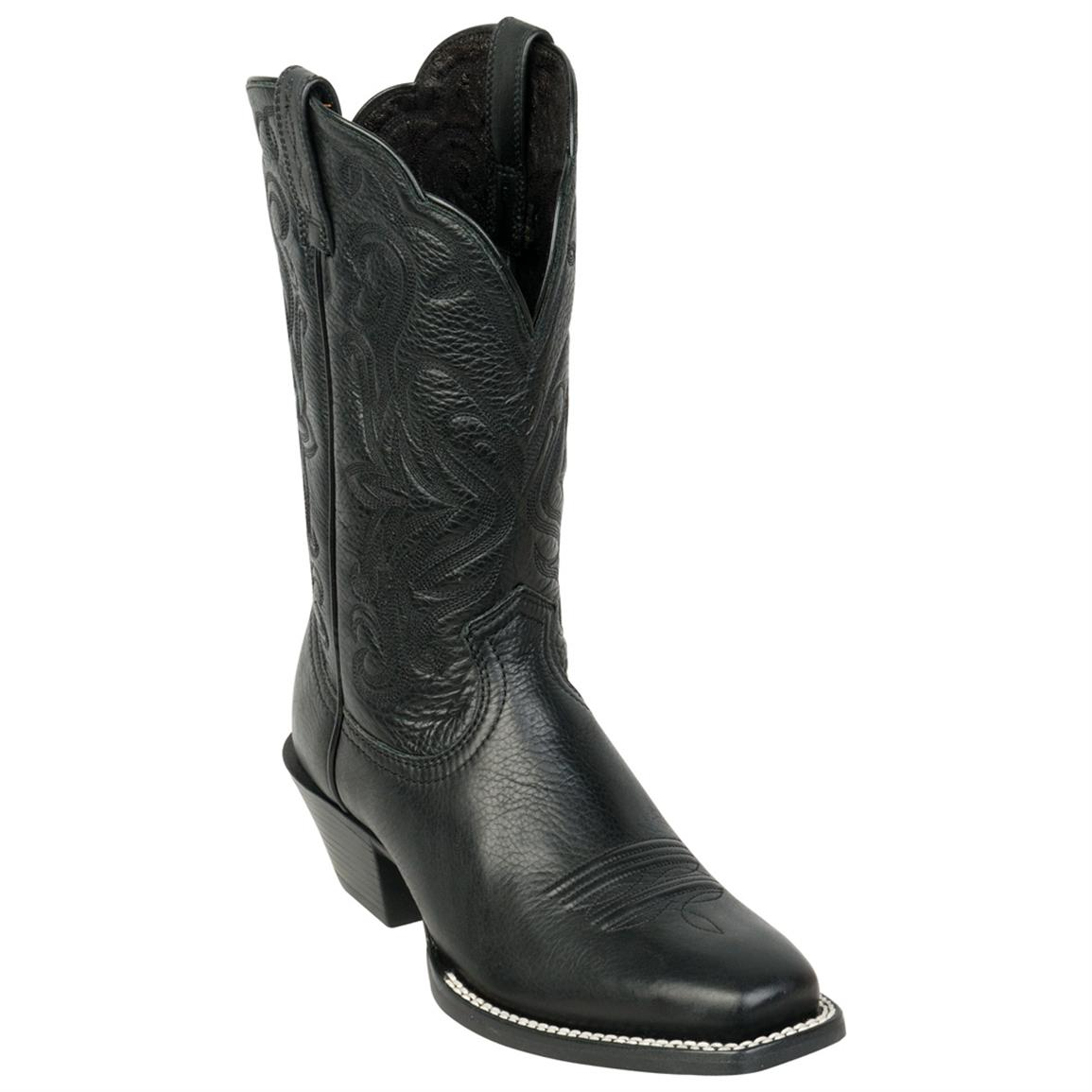 Black Ariat Boots uO3Z8mj7