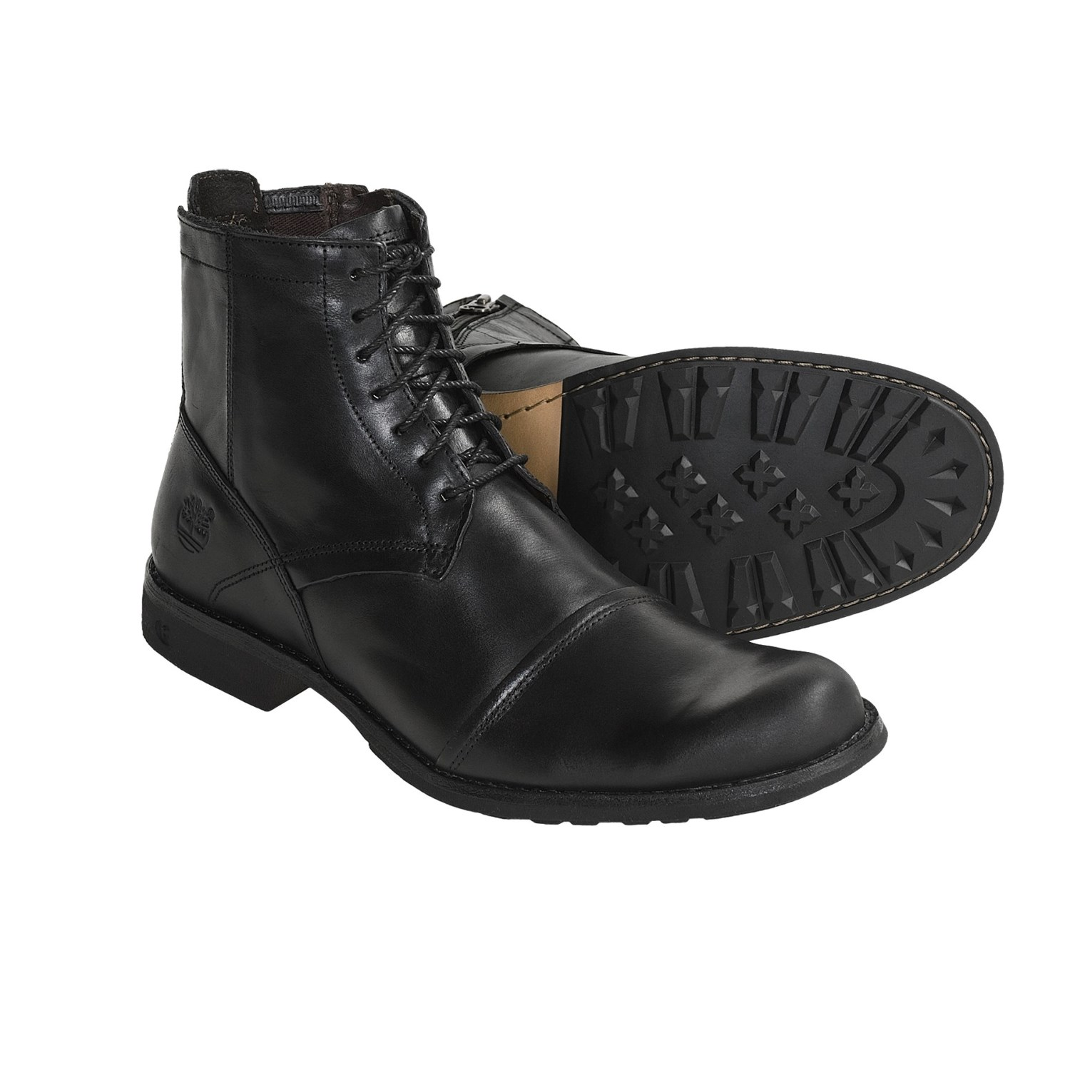 Black Leather Boots For Men dfRbBhnX