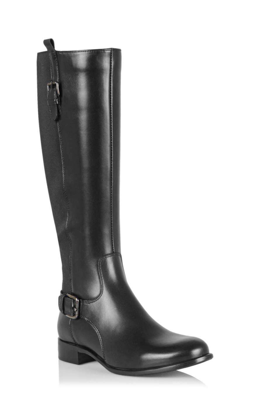 Black Leather Boots Womens BPZrvuDy