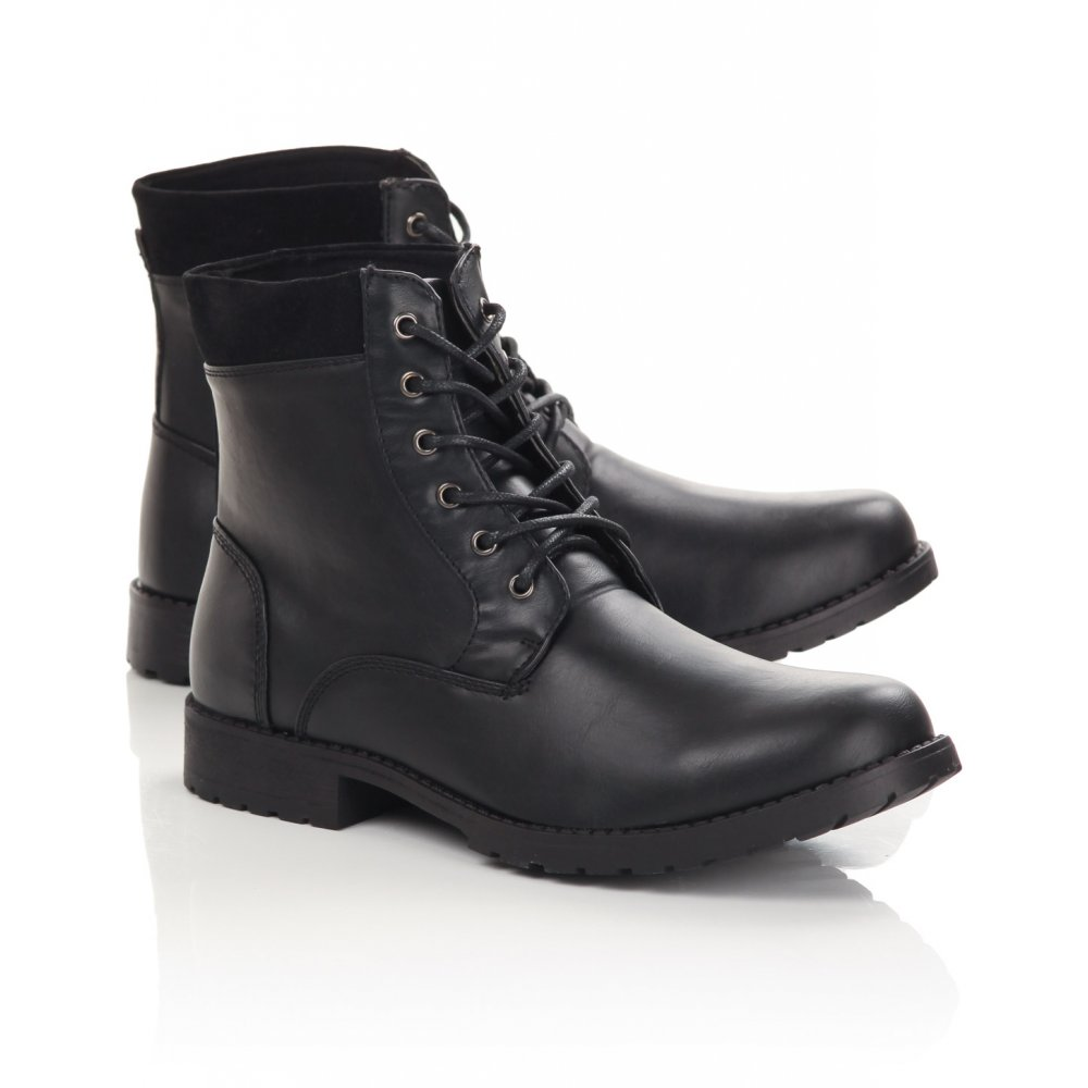 Black Men Boots ZJrkiR5G