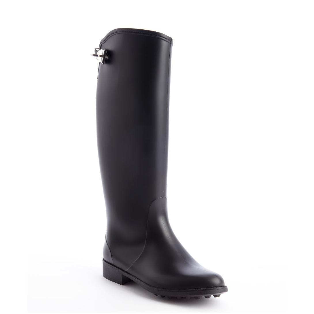 Black Rain Boots For Women fIiDt40k