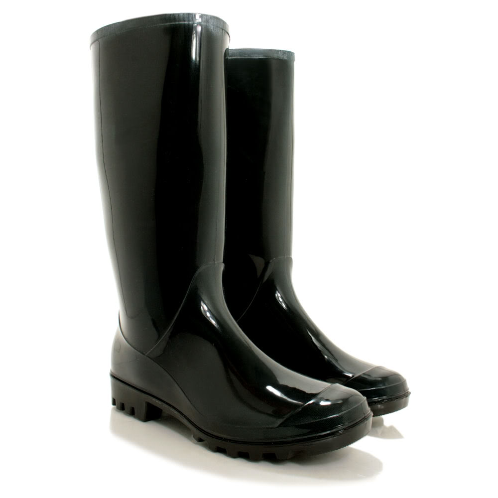 Black Rain Boots For Women U1UzGy8w