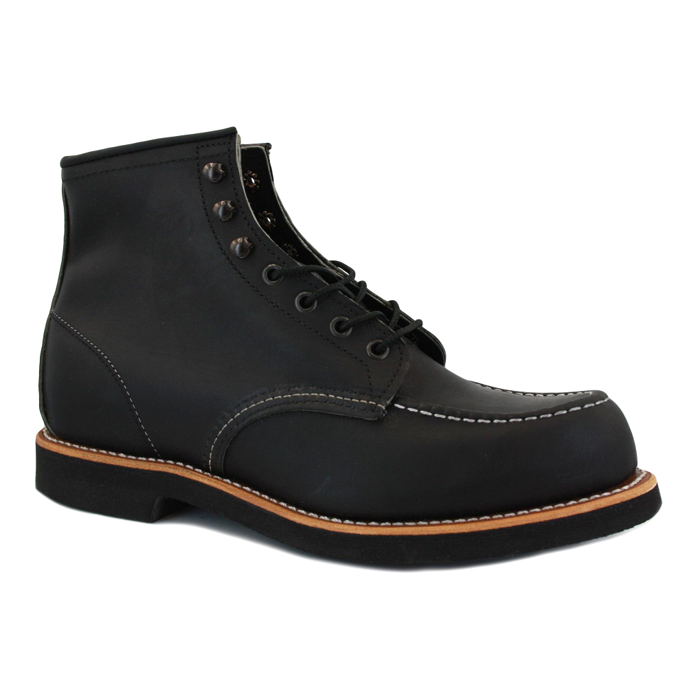 Black Red Wing Boots xrXaVzeg