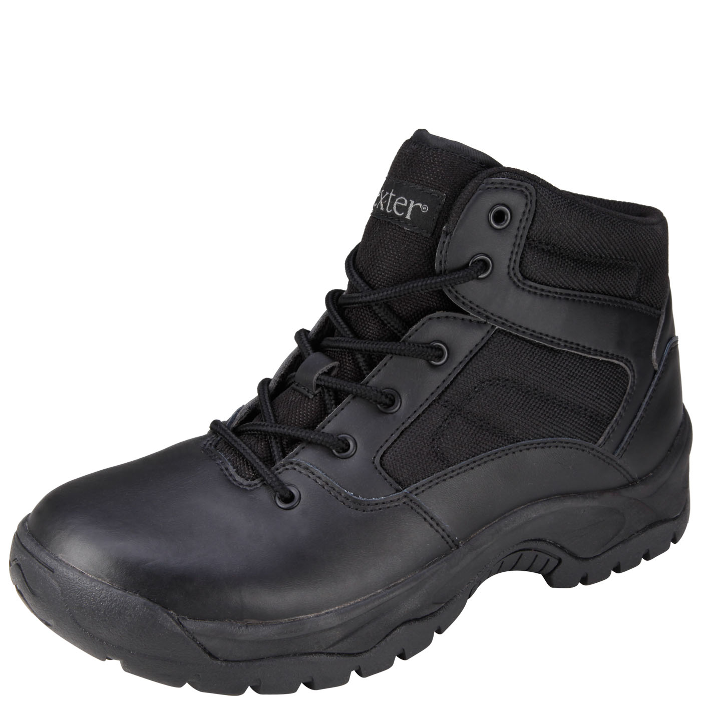 Black Work Boots For Men 7pka3dO8