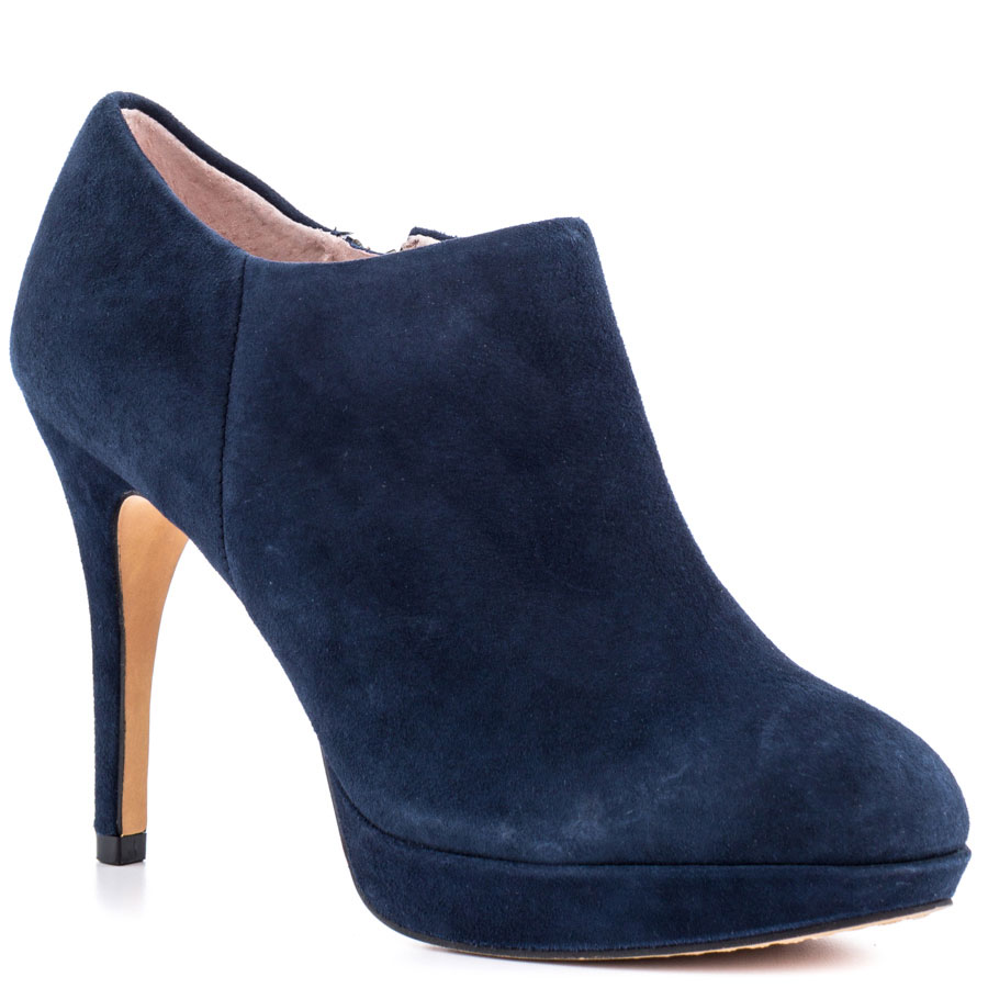Blue Ankle Boots oo86Cqkp