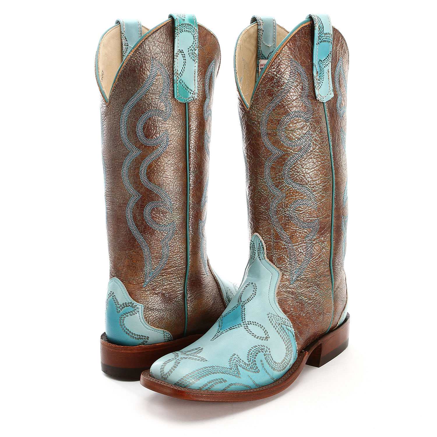 Blue Cowgirl Boots YpUxO8oU
