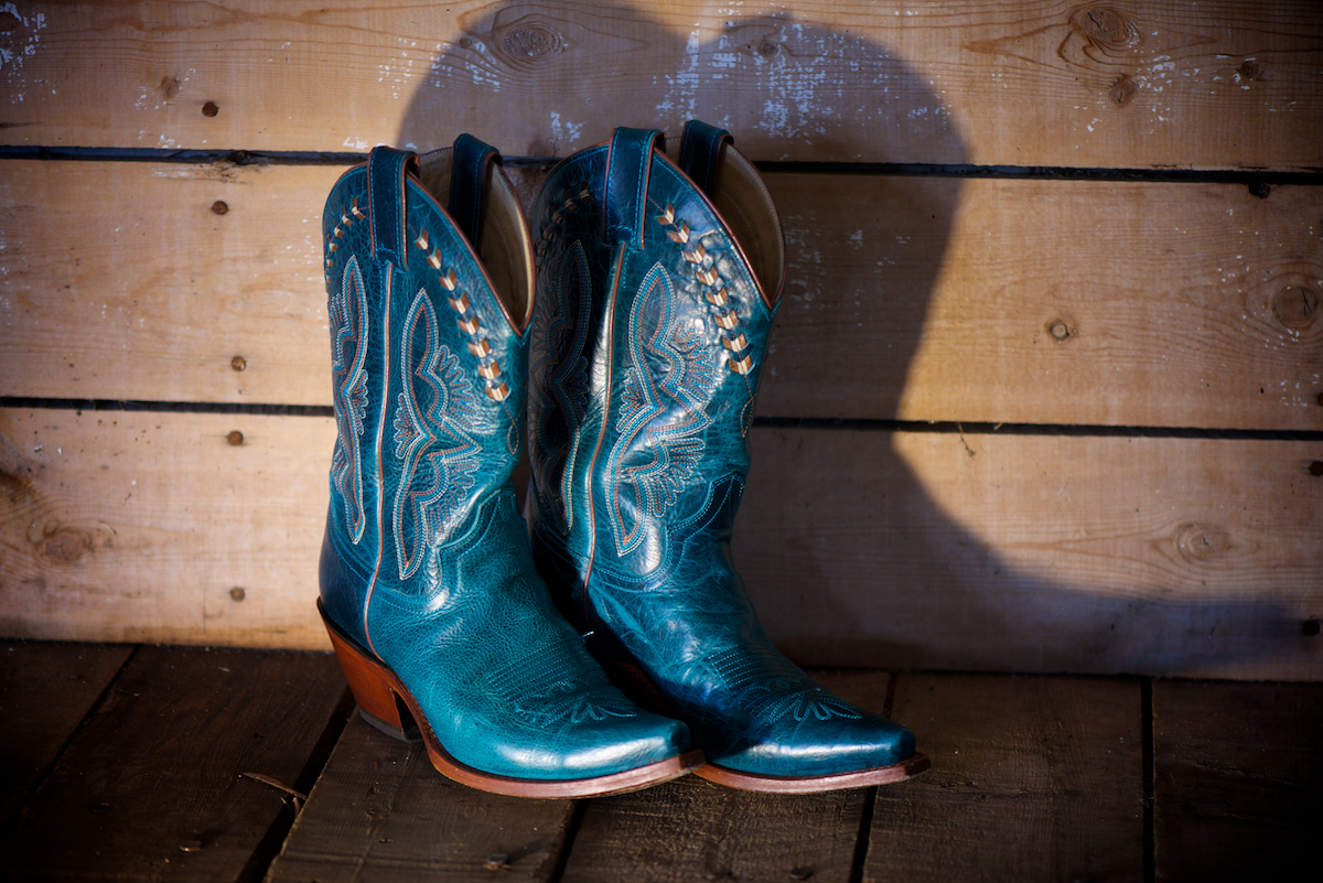 Blue Cowgirl Boots zU9pItSs
