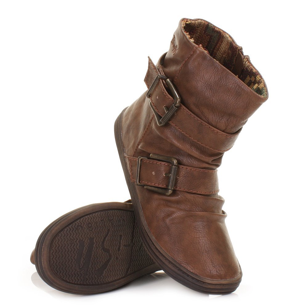 Brown Ankle Boots For Women U4Wql9zy