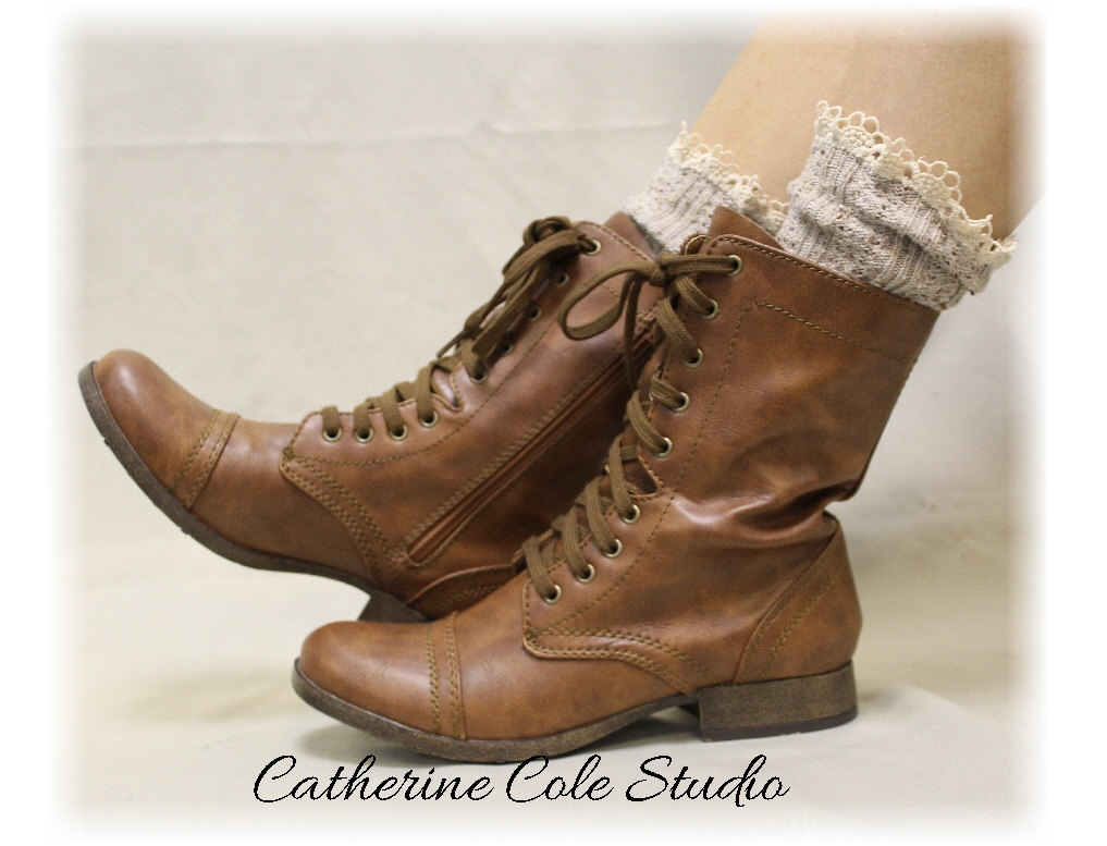 Brown Combat Boots Womens pktJl249