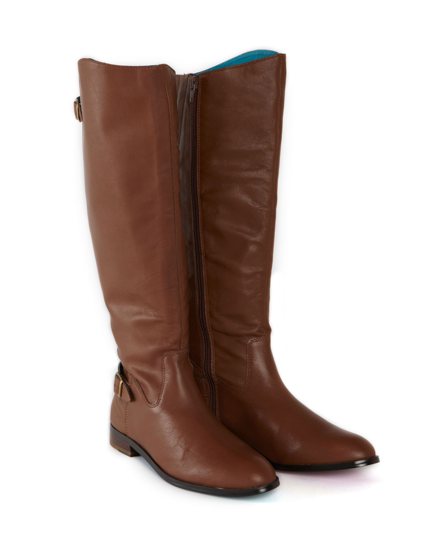 Brown Leather Boots Womens WwTV3et5