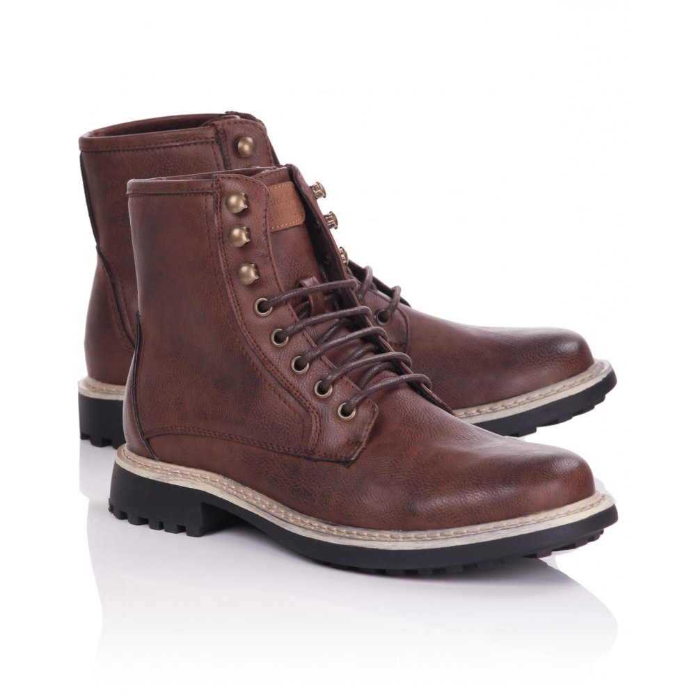 Brown Mens Boots qrQ9ln8G