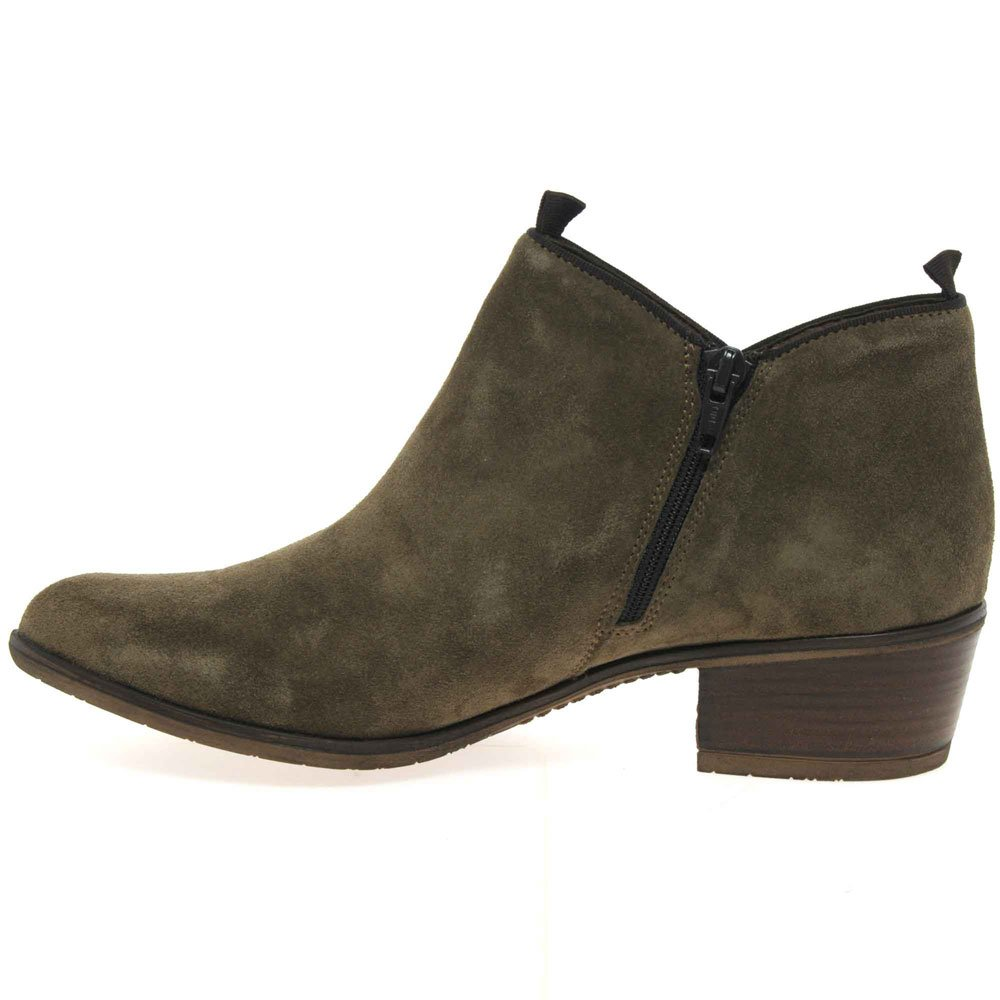 Brown Suede Ankle Boots pFyPUoMD