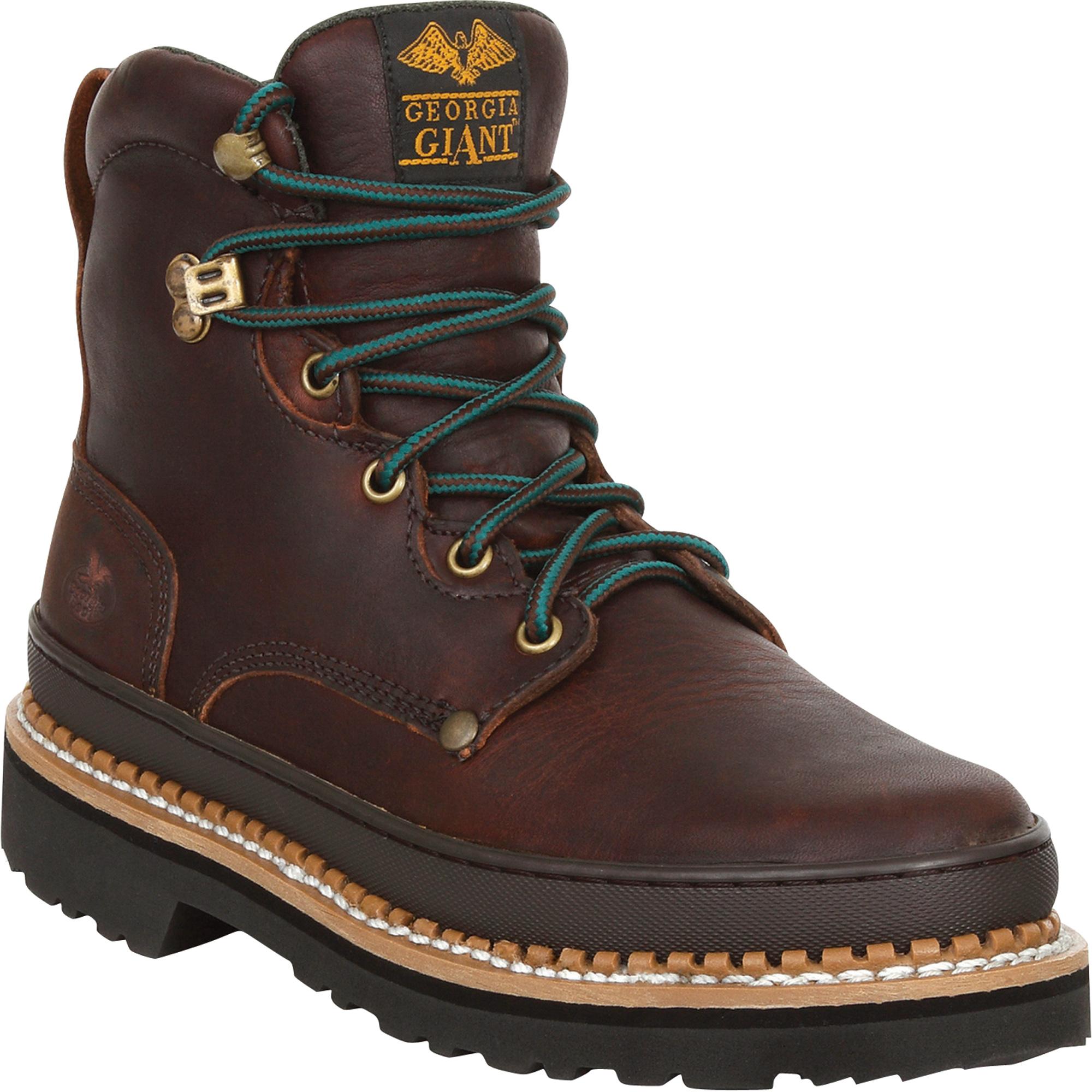 Brown Work Boots Zu1BKI6g