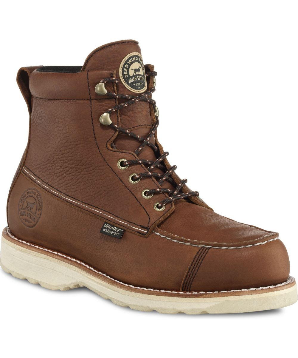 Brown Work Boots u5oiEnHM