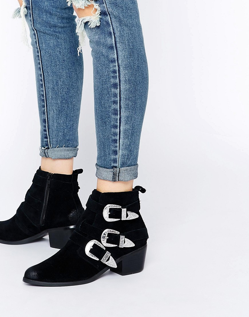 Buckle Ankle Boots cTCJ1T0h