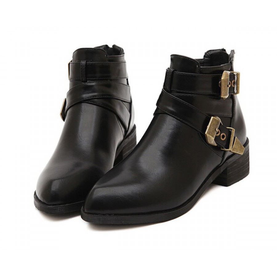 Buckle Ankle Boots ycaj9nyL