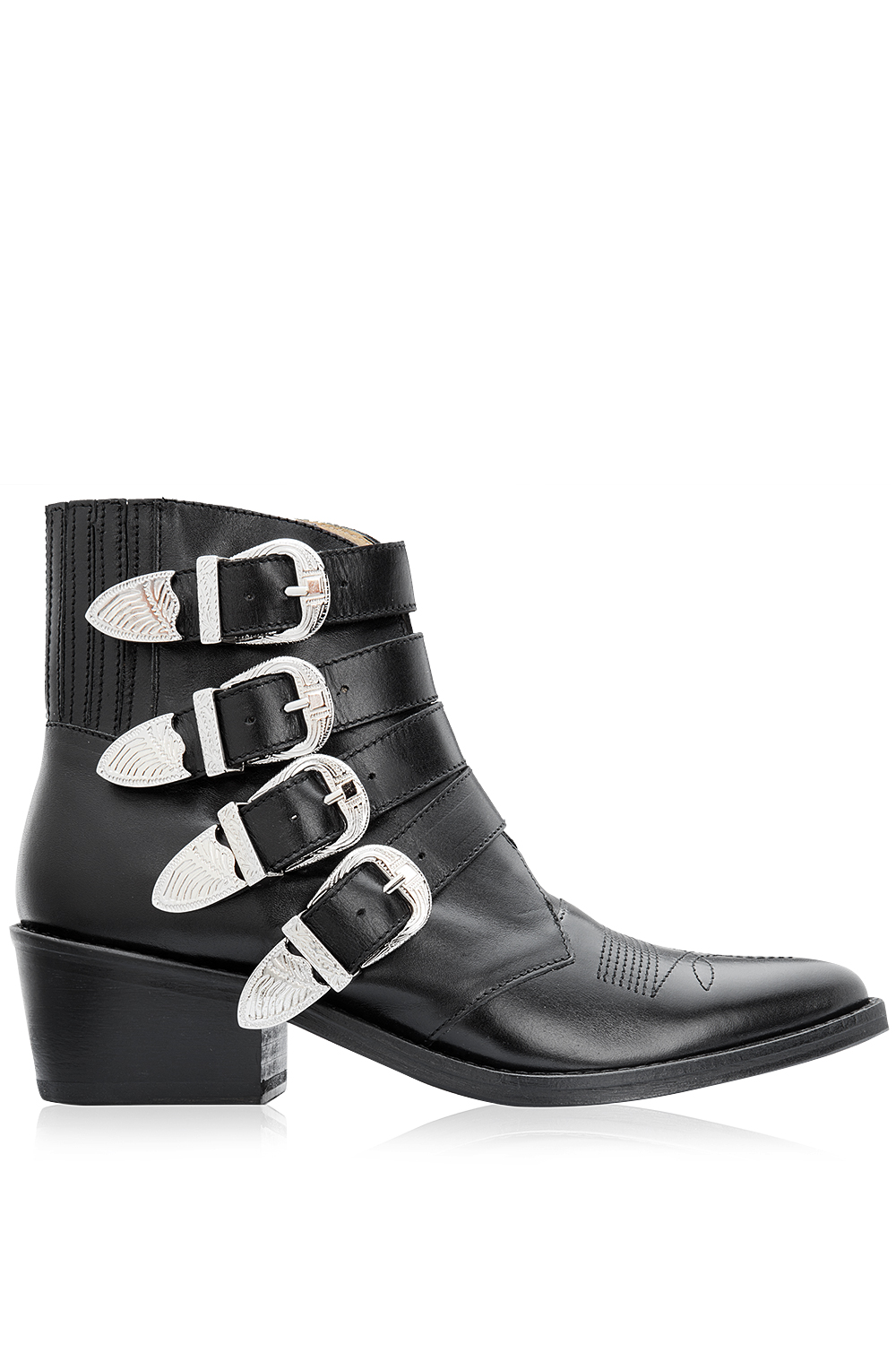 Buckle Ankle Boots 8SoHwOJx