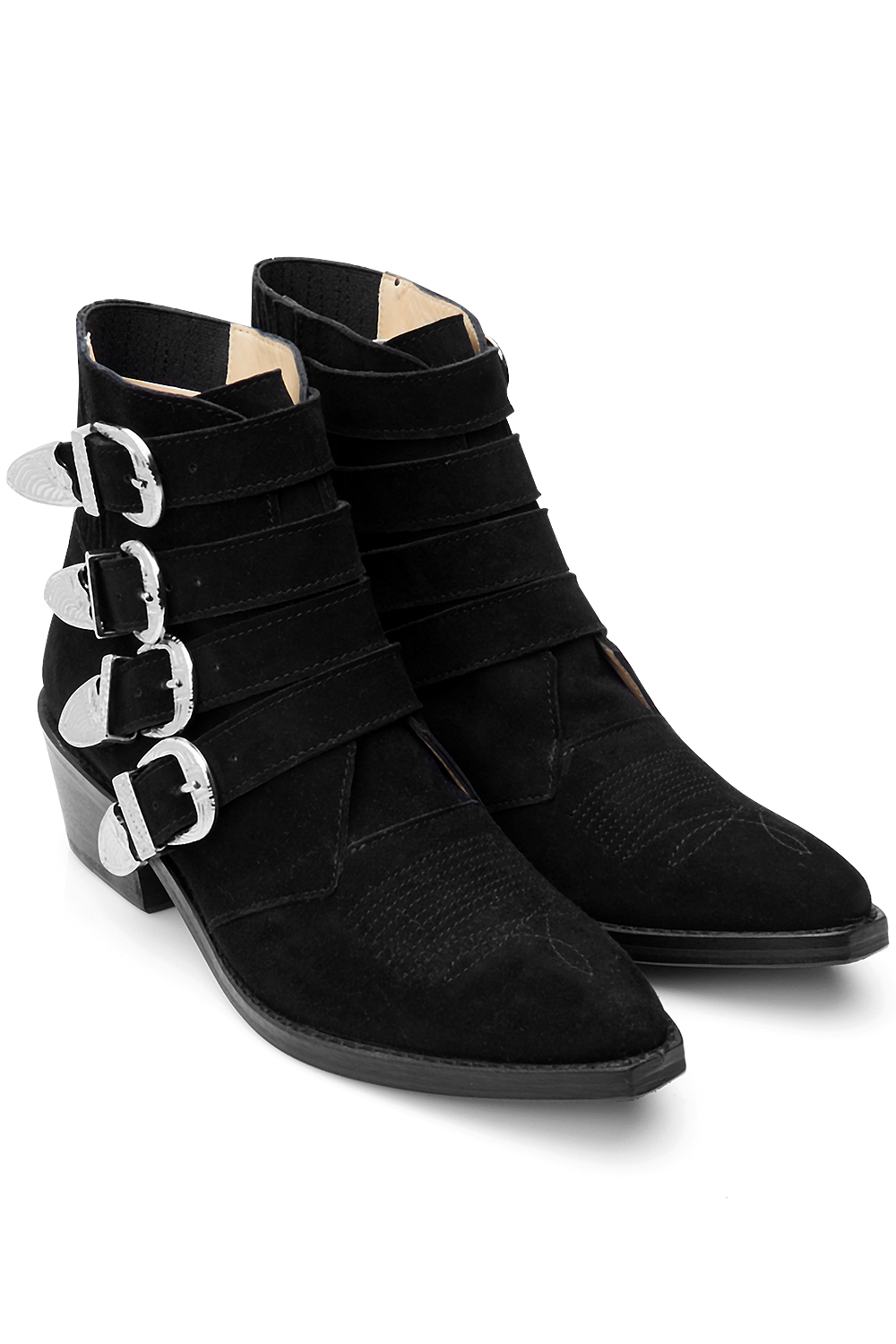 Buckle Ankle Boots 3UHA0oEM