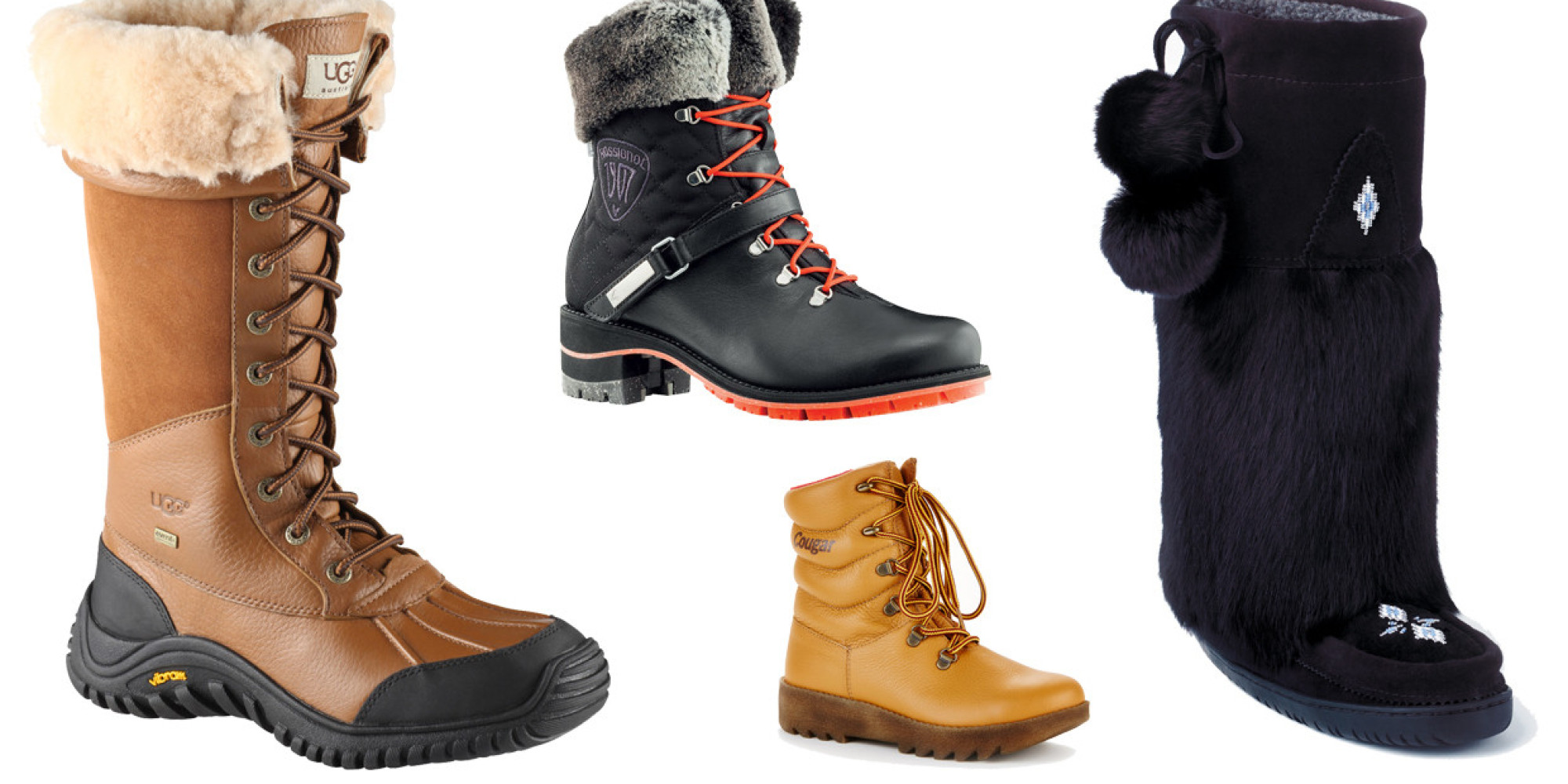 Canadian Snow Boots XBjfoSwE