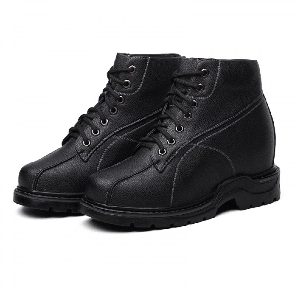 Cheap Black Combat Boots ixAXDFQc
