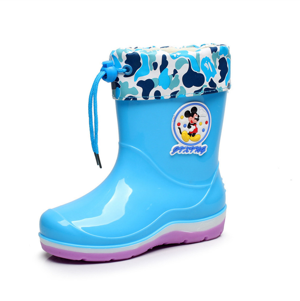 Cheap Rain Boots For Kids M64SZLLT