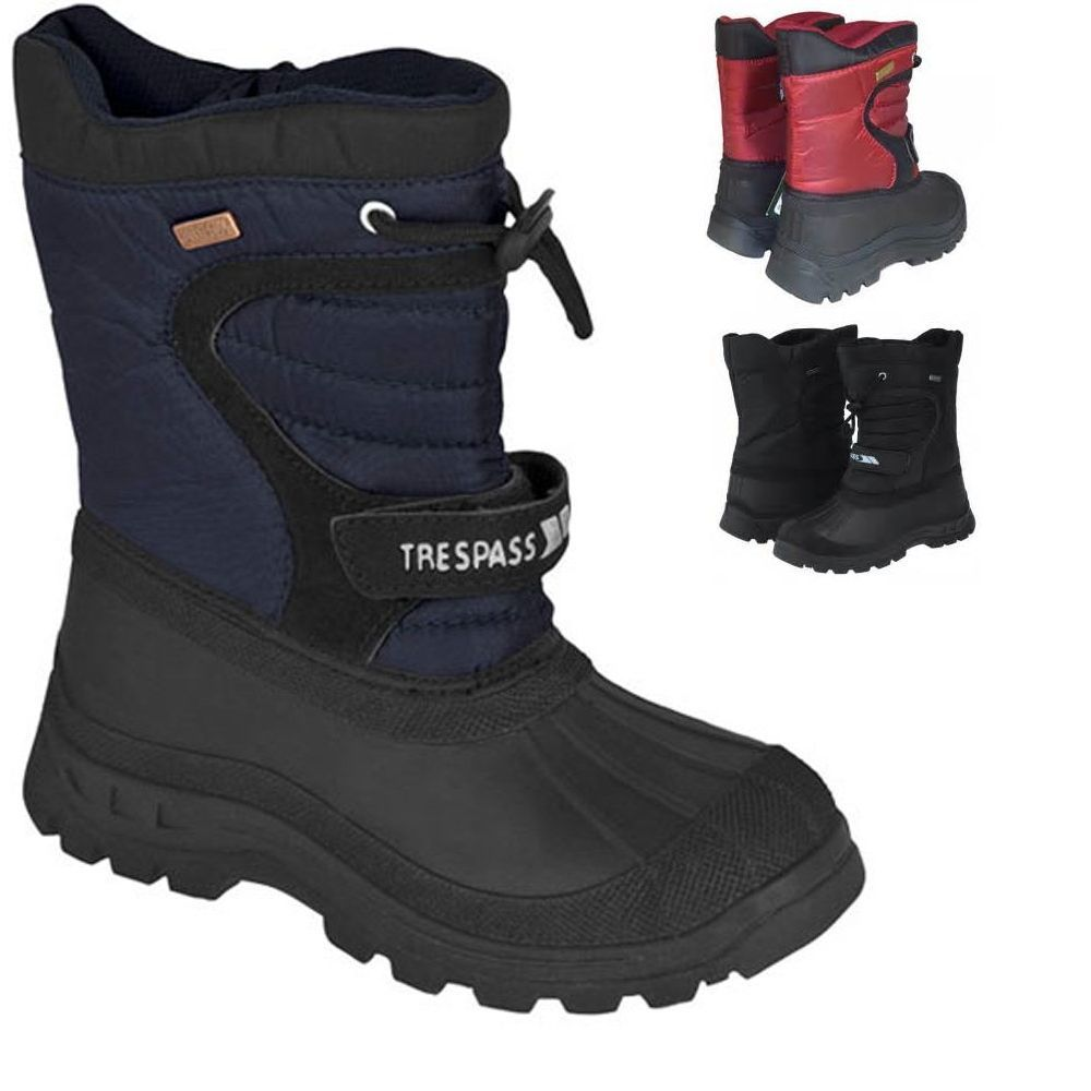 Childrens Snow Boots I13zP0k8