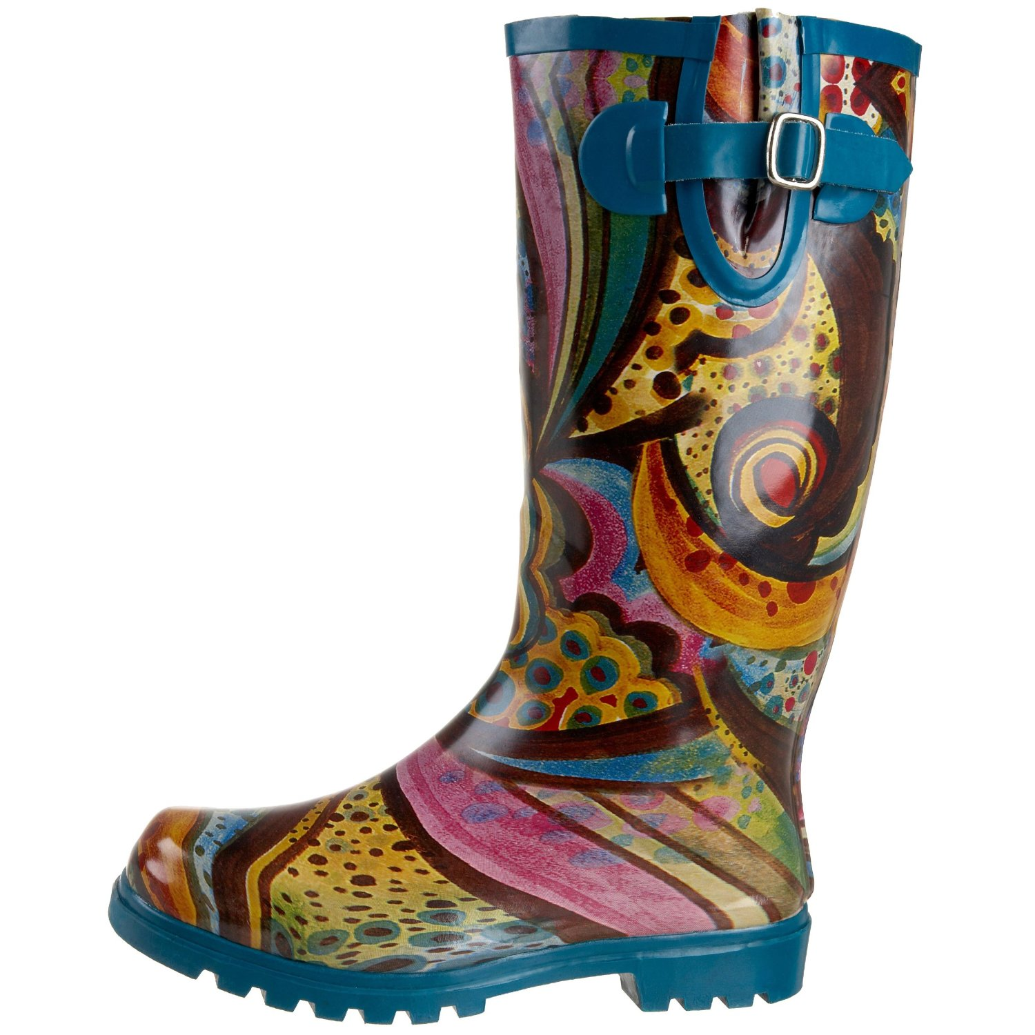 Colorful Rain Boots FRbKunKq