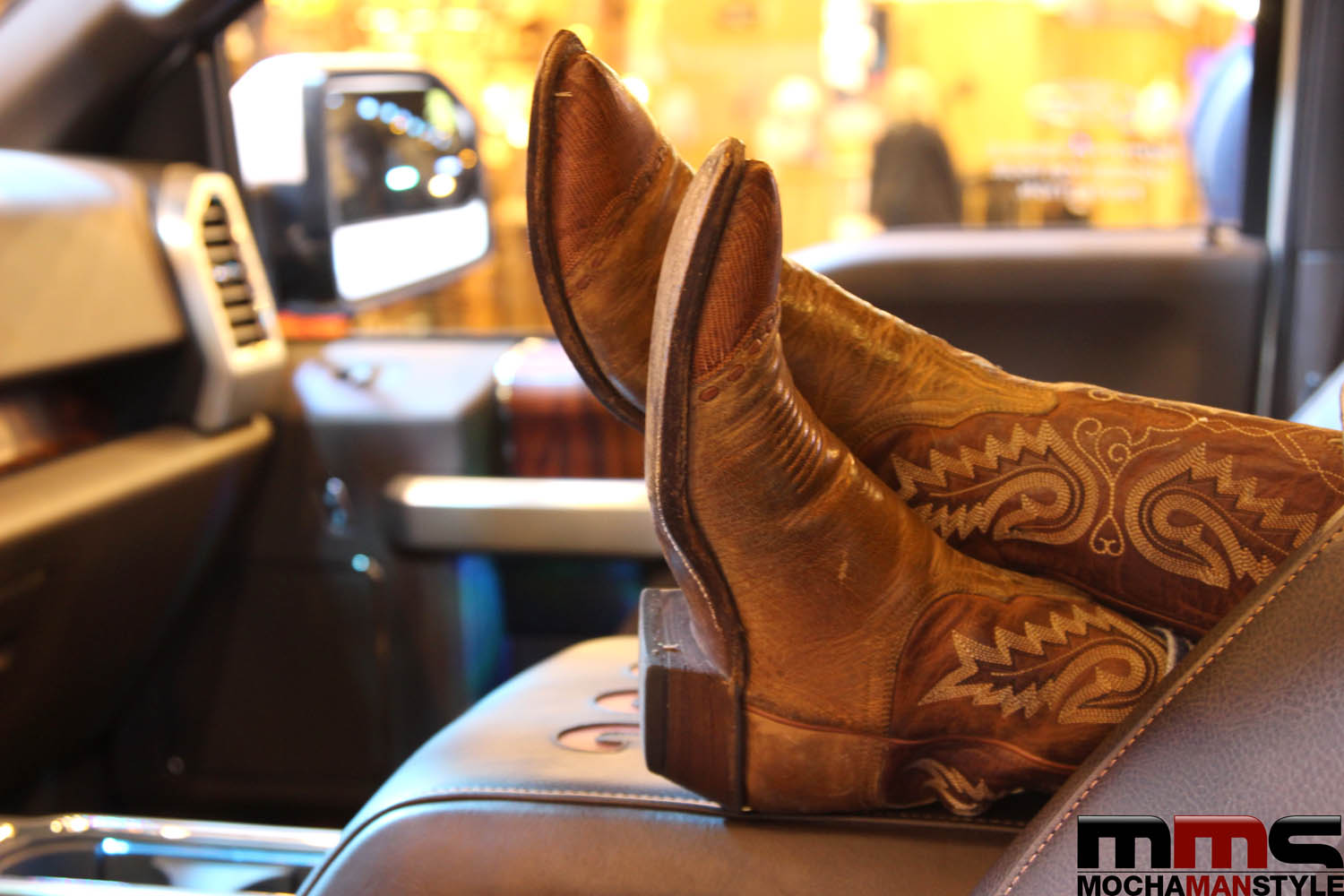 Cowboy Boots Houston gn2IT3l7