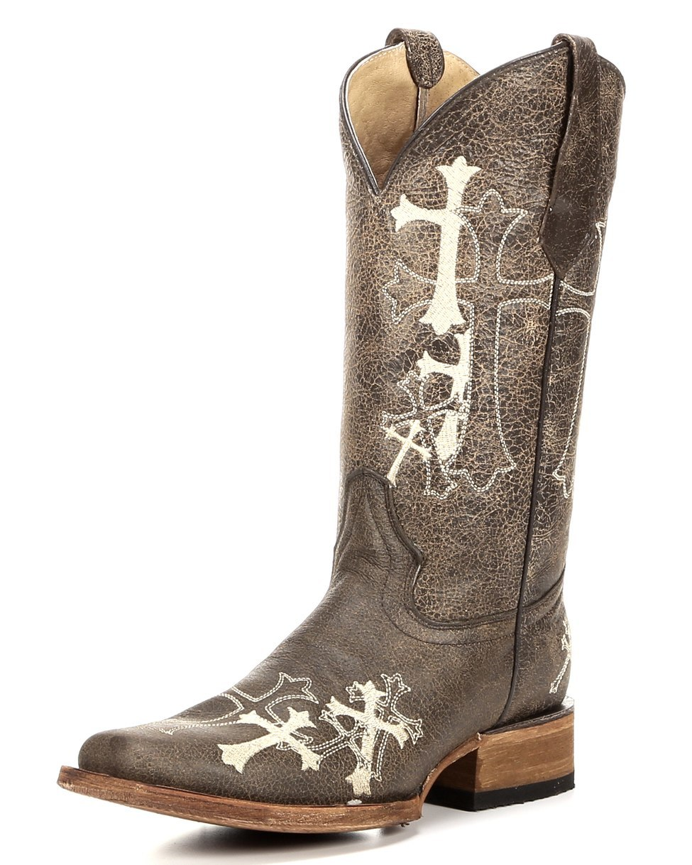 Cowgirl Boots With Crosses rydqwQOV