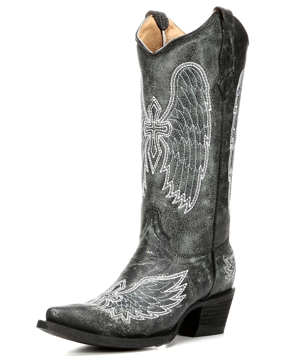 Cowgirl Boots With Crosses ziFDeT5M