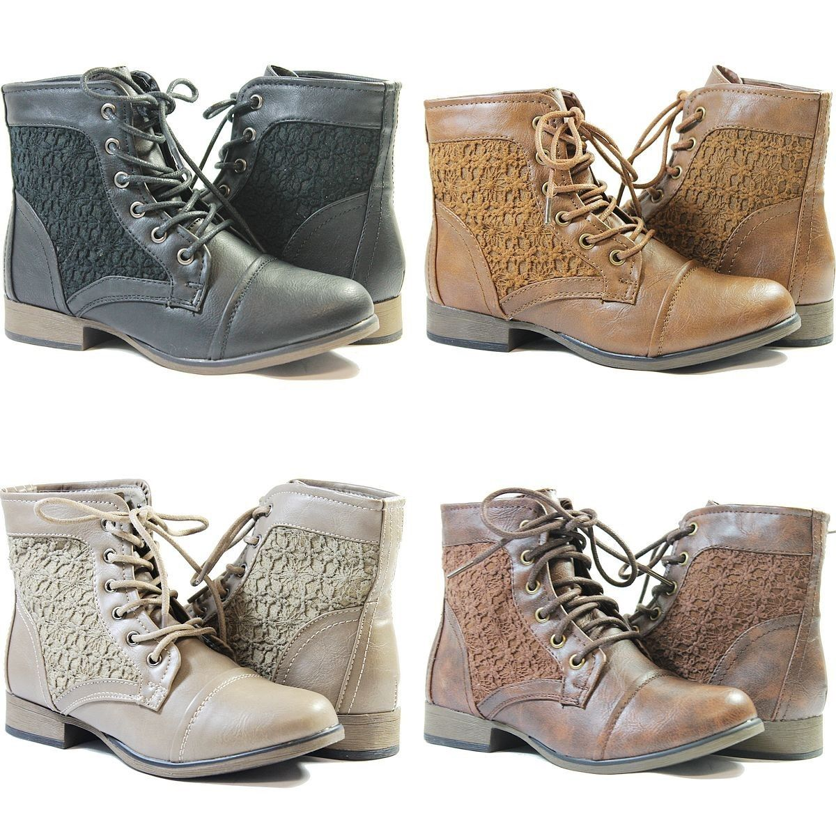 Cute Combat Boots For Women 1qPIAfH2
