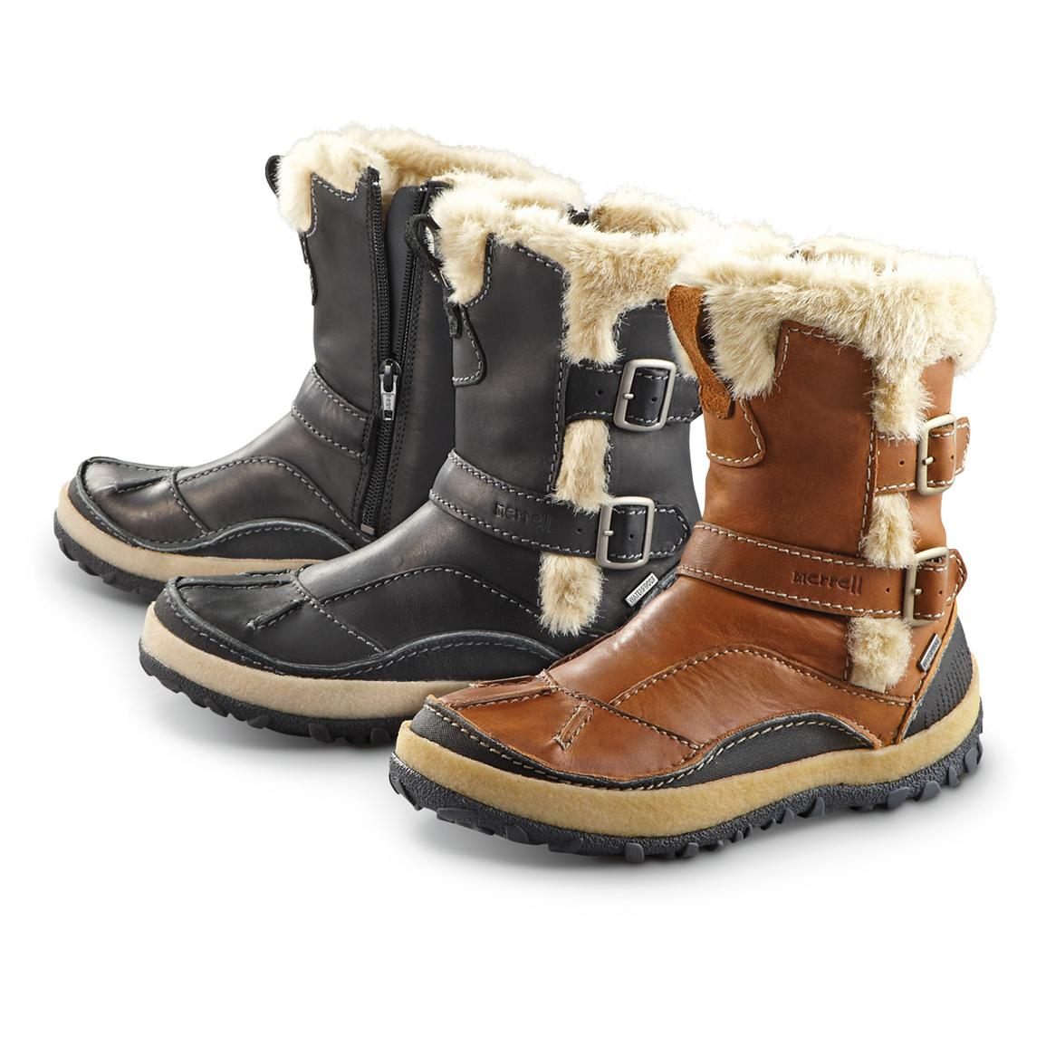 Cute Womens Snow Boots Waterproof Kf878Ist