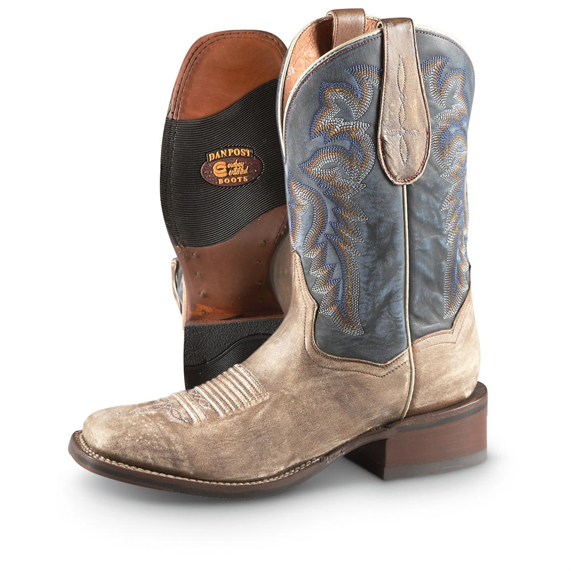 Dan Post Cowboy Boots xl6fCdr9
